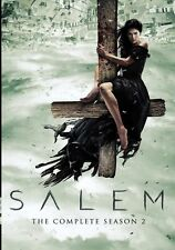 SALEM : Complete Second  Season 2   - Region Free DVD - Sealed