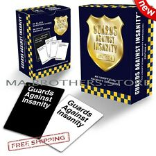 Cards Against Humanity Expansion Guards Against Insanity Naughty Party Game Ed 4