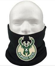 Milwoukee Bucks Basketball Gift Thermal Fleece Scarf Snood Neck Warmer