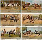 Chromo Liebig Sang. 1371 ITA Alta Scuola d'Equitazione ANNO 1938