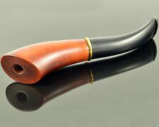 """4.6""""/118mm New bent wooden cigarette holder for 9mm filter, regular cigarettes"""