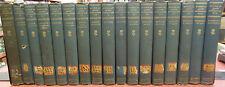 Works of John Burroughs 17 Vol. Set 1901 Rare Antique Books! $