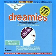 BILL HOLT DREAMIES 2006 Special Edition CD NEW RE Wilmington Studios Moog synth