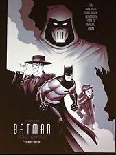 Batman Mask of the Phantasm Mondo Phantom City Creative PCC DC poster print