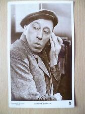 Vintage Gaumont British Star Real Photograph Postcard- GORDON HARKER