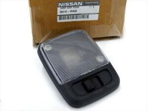 2012-2014 Nissan NV Interior Roof Console Cargo Map Light Lamp OEM 264101PA0A