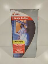 Kidde Emergency Escape Ladder, 13 ft, 2-Story Safety Home