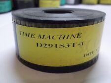 TIME MACHINE (2002) 35MM Movie Trailer Teaser #1 :65 H.G. Wells by Dreamworks