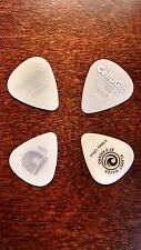 """D'Addario CelluGlo """"glow in the dark"""", custom pack of 4 picks your choice"""