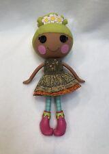 Lalaloopsy PIX E FLUTTERS Doll Fairy Full Size Goldie Girl Dress EUC