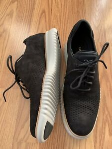 Cole Haan 2.zerogrand Black Nubuck size 7 brand new