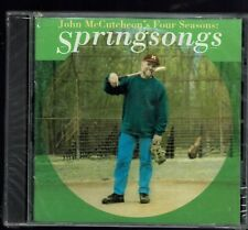 Four Seasons: Springsongs by John McCutcheon (CD, Feb-1999, Rounder Select) NEW!