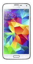 Samsung  Galaxy S5 SM-G900F - 16GB - Shimmering White (Ohne Simlock) Smartphone