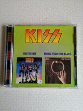 KISS - DESTROYER/MUSIC FROM THE ELDER - CD - BRAND NEW