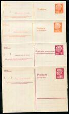 Saar 1949 y 1957 p36, 38fi, II p41-46 perfectamente sin usar 280 € (j9290