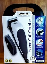 WAHL Home Cut Combo Haircutting Trimmer Clipper Set Complete 23 Piece kit NEW