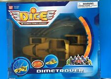 2004 Bandai DICE DNA Integrated Cybernetic Enterprises DIMETROVER MIB 19131