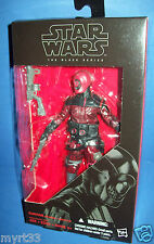 STAR WARS BLACK SERIES GUAVIAN #08  6 INCH ACTION FIGURE NEW SEALED BOX IN HAND