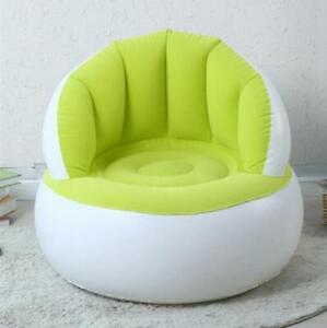 Inflatable Chair Sofa Adult Kids Air Seat Bean Bag Inflatable Living Room Beanba