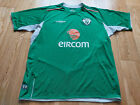 Mens Umbro Republic of Ireland Home football shirt 2004 - 2006 Size L