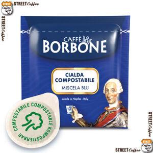 300 Cialde in Carta Caffè Borbone ESE 38 mm Miscela Blu Filtrocarta