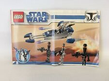 Lego Star Wars 8015 * Instruction Manual Only