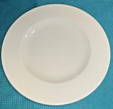 New Villeroy & Boch ROYAL Dinner Plate * SOLID WHITE CONTEMPORARY * Microwave ok
