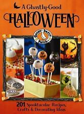 Gooseberry Patch A Ghastly-Good Halloween-ExLibrary