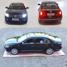 1:32 Volkswagen Passat Diecast Model Pull Back Car For Kids Toy New