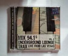 mix 94.1   underground lounge 4  live from las vegas cd