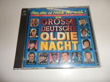 Cd   Die große Deutsche Oldie Nacht - Hey, das ist Musik für mich !