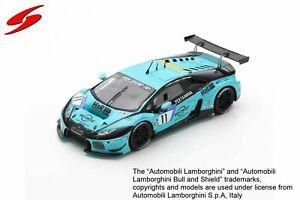 Porsche 919 Hybrid 2.0L Turbo V4 Lmp #2 Winner Le Mans 2017 SPARK 1:43 43LM17 Mo