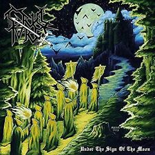 CRUEL FORCE (GERMAN BLACK METAL) - UNDER THE SIGN OF THE MOON NEW CD