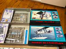 2x 1:48 Eduard ProfiPack 8034/8039 Hanriot HD.1/2 und Hanriot HD.2 Float in OVP
