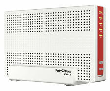 Zum Verkauf steht      AVM Computersysteme Wlan-router Fritz Box6590 Cable