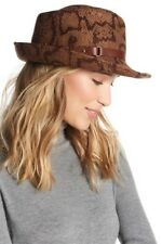 f3e506e3092 Eric Javits Brown One Size Hats for Women