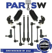 12 Pc New Suspension Kit for ES300 Avalon Camry Solara / Tie Rod End & Sway Bars
