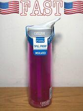 NEW CamelBak Eddy 20oz (600 ml) Insulated Water Bottle - Magenta - FAST