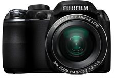 "Fuji S3200 14MP 24x Zoom Digital Bridge Camera Fujifilm FinePix ""DSLR Style""2713"