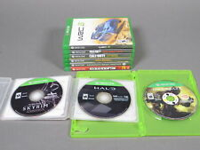 Xbox One Lot of 9 Games Mortal Kombat 11 COD Red Dead Redemption II & More