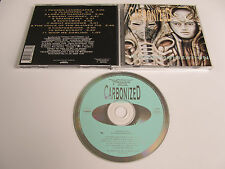 CARBONIZED Disharmonization CD 1993 VERY RARE OOP DEATH ORIGINAL 1st PRESSING!!!