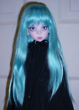 "Doll Wig, Monique Gold ""Faith"" Size 5/6 Blue  (Photo - modeled in another size)"