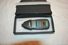 "General LT2234C Digital Non-Contact Tachometer ""Nice"""