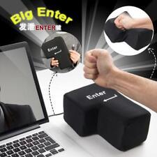 Grand Enter Clef USB Oreiller Anti Stress Relief Super Taille incassable neuf