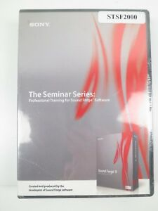 Sony Seminar Series - Professional Training for Sound Forge 9