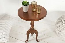 Less than 60cm Height Antique Style Round Coffee Tables