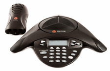 Polycom 2201-16000-601 SoundStation 2 Lcd Conference Phone | Refubished