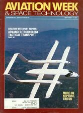 1989 Aviation Week & Space Technology Magazine: Advanced Technology Tactical Tra