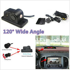 Waterproof Radar Sensor CCD Automobiles Rearview Backup Parking Camera For Skoda
