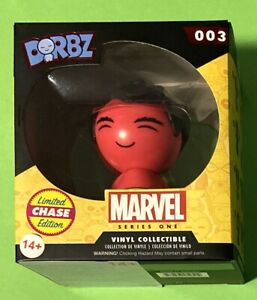 Red Hulk - Dorbz Marvel - Series One 003 - Limited Chase Edition - New In Box
